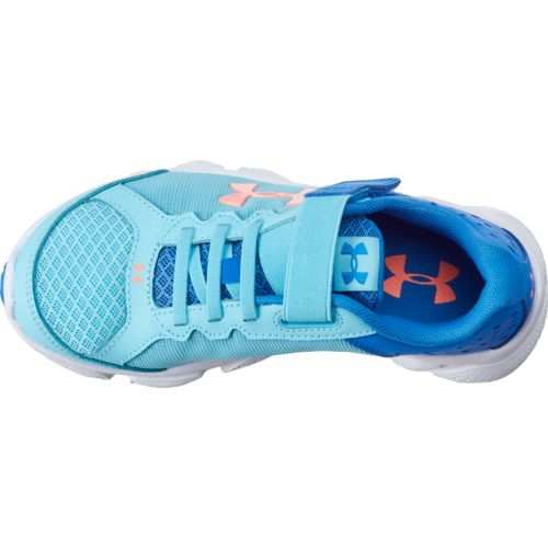 Under Armour Girls' Pre-School Assert 6 Running Shoes - view number 4