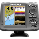 Lowrance Hook-5 Mid/High/Downscan Fishfinder/Chartplotter with Insight Pro - view number 2