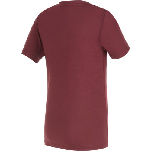 Gen2 Boys' Texas A&M University Logo Performance T-shirt - view number 2