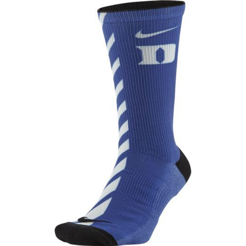 Nike Men's Duke University Digital Print Crew Socks