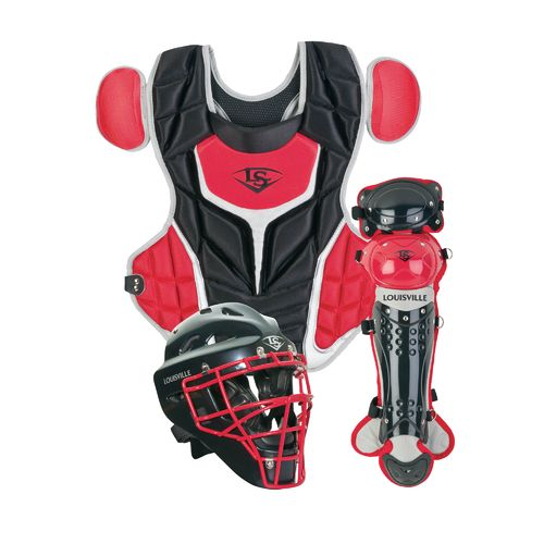 Louisville Slugger Women's Fast-Pitch Intermediate 3-Piece Catcher's Set