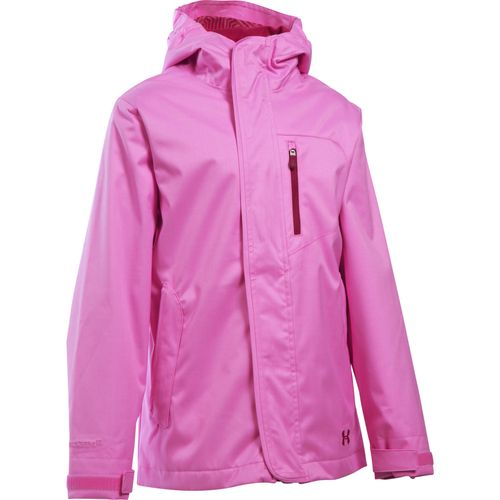 Under Armour Girls' ColdGear Infrared 3-in-1 Jacket
