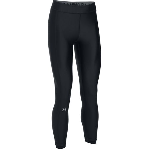 Under Armour Women's HeatGear Armour Ankle Crop Capri Pant
