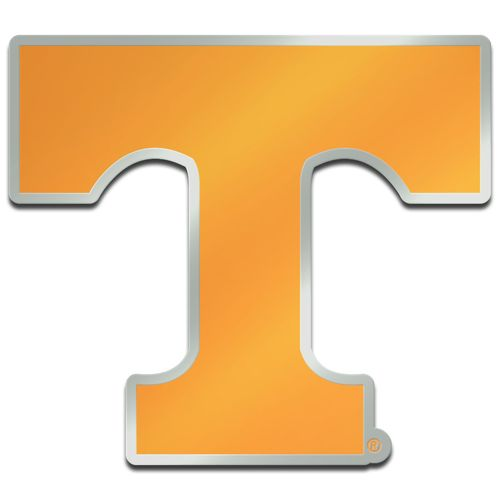 Stockdale University of Tennessee Metallic Logo Auto Emblem - view number 1