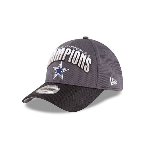 New Era Men's Dallas Cowboys NFC East Division Champs 9FORTY Cap