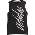 adidas Women's Script Muscle Tank Top - view number 1