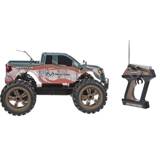 NKOK Realtree 1:10 Scale F-150 SVT Raptor RC