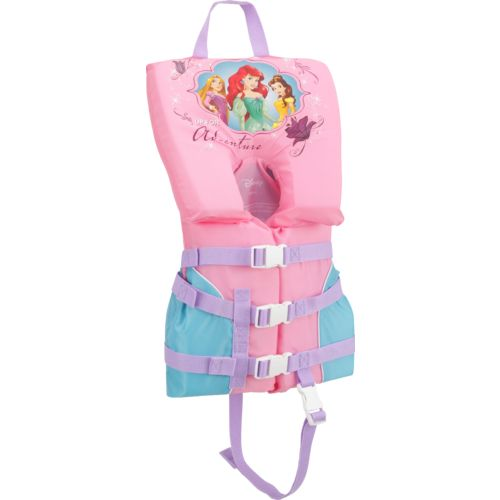 Exxel Outdoors Infants' Disney Princess Life Vest