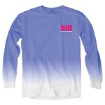 Blue 84 Women's Baylor University Ombré Long Sleeve Shirt - view number 2