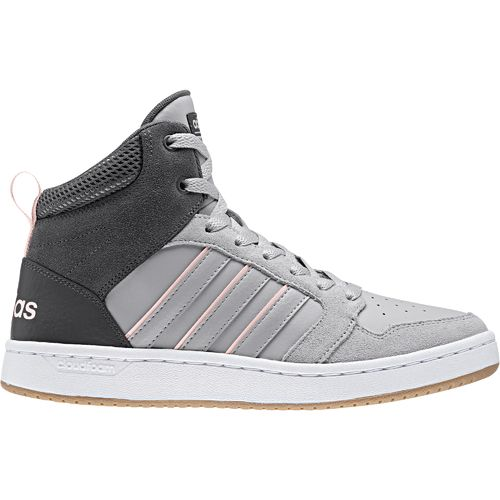 adidas Women's cloudfoam Super Hoops Mid Basketball Shoes