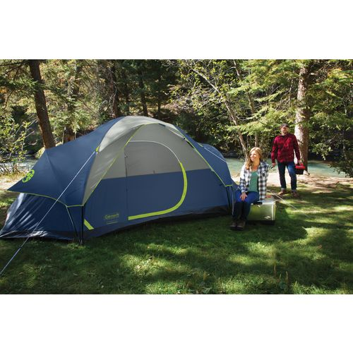 Coleman Iron Peak 8 Person Dome Tent - view number 2