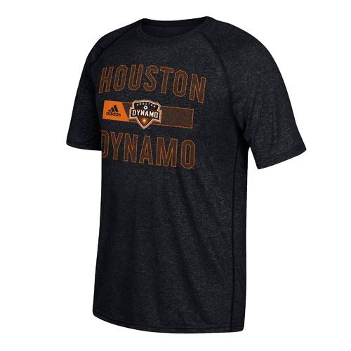 adidas Men's Houston Dynamo climalite Short Sleeve T-shirt - view number 1