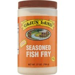 Cajun Land Brand 27 oz Fish Fry Seasoning - view number 1