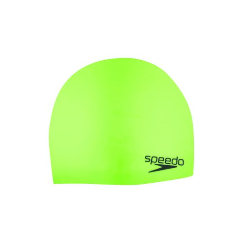 Speedo Men's Solid Silicone Swim Cap