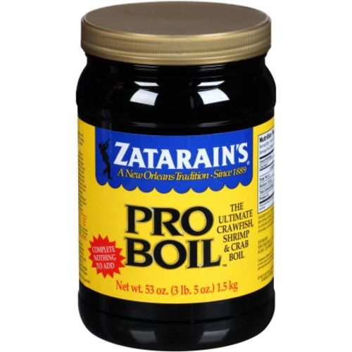 Zatarain's Crawfish, Shrimp and Crab Pro Boil Seasoning