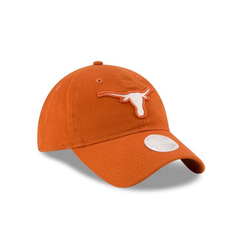 New Era Women's University of Texas Team Glisten 9TWENTY Cap - view number 2