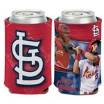 WinCraft St. Louis Cardinals Multiplayer 12 oz Can Cooler - view number 1