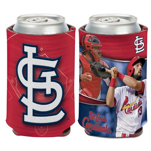 WinCraft St. Louis Cardinals Multiplayer 12 oz Can Cooler