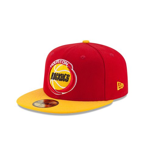 New Era Men's Houston Rockets 59FIFTY Cap