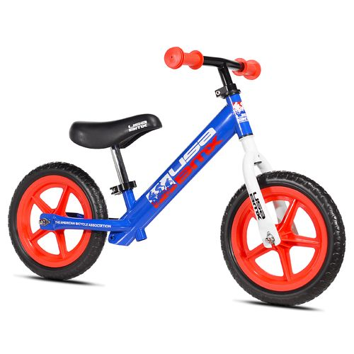 USA BMX Boys' 12 in Balance Bike