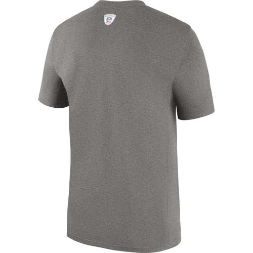 Nike Men's New Orleans Saints Onfield Property T-shirt - view number 2