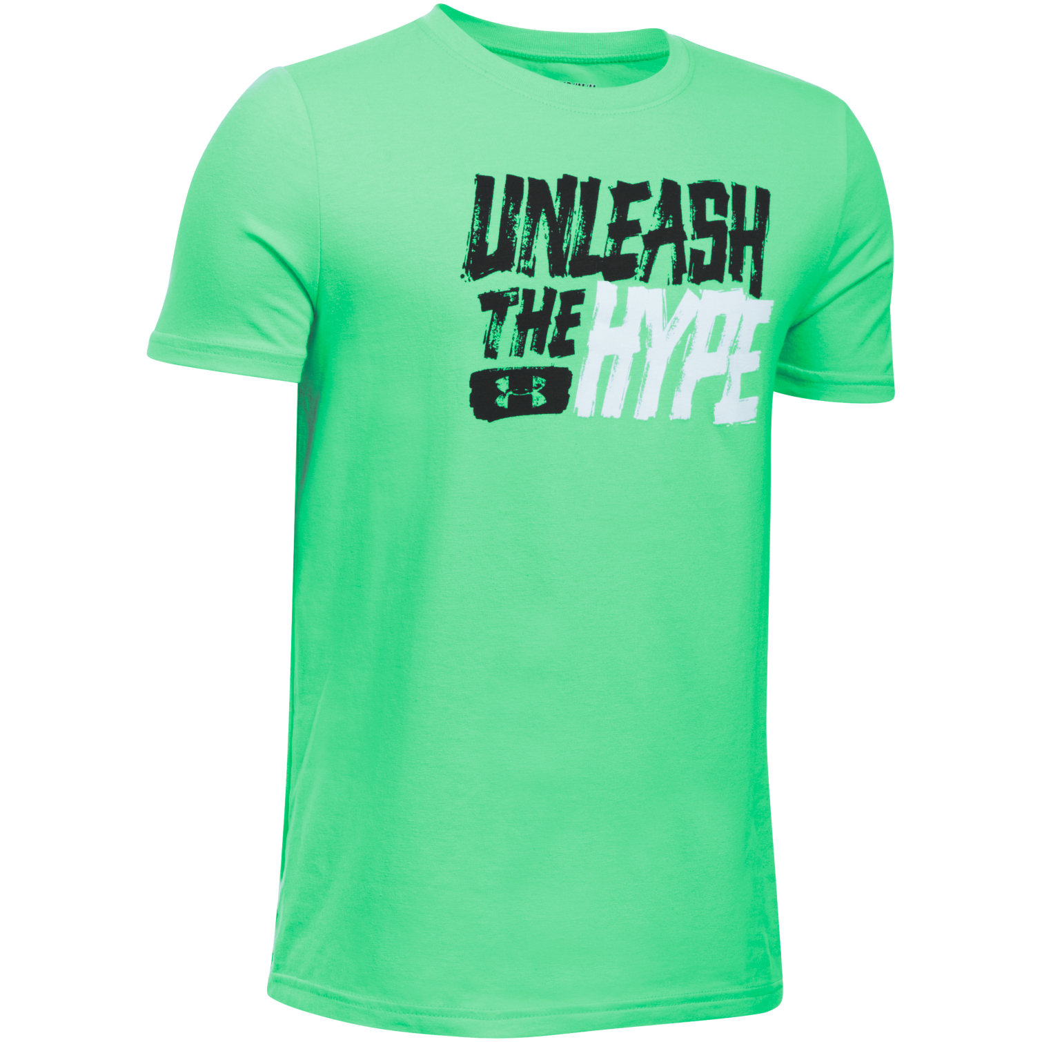 Under Armour Boys' Unleashed Short Sleeve T-shirt