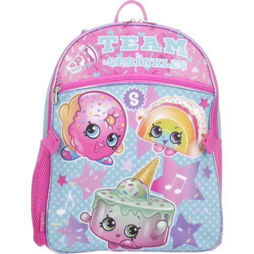 Shopkins Girls' Backpack with Lunch Kit - view number 4