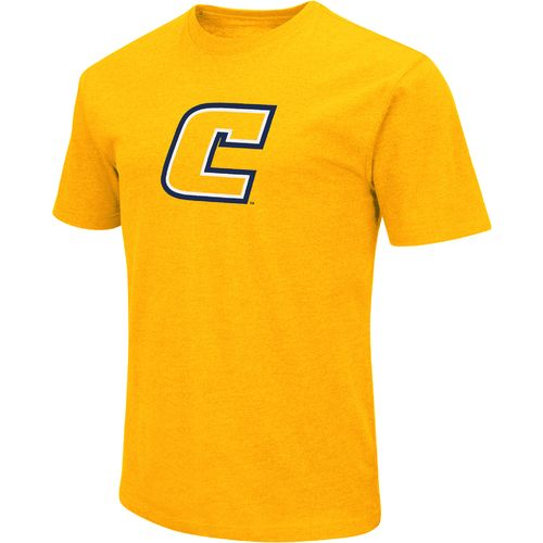 Colosseum Athletics Men's University of Tennessee at Chattanooga Logo Short Sleeve T-shirt