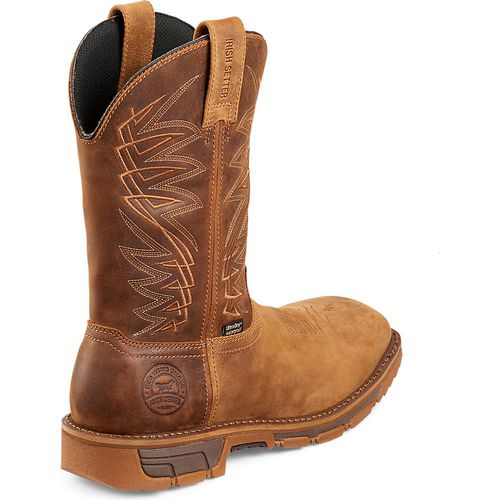 Irish Setter Men's 11 in Marshall Steel Toe Work Boots - view number 2