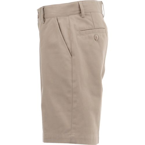 Austin Trading Co. Boys' Uniform Flat Front Twill Short - view number 4
