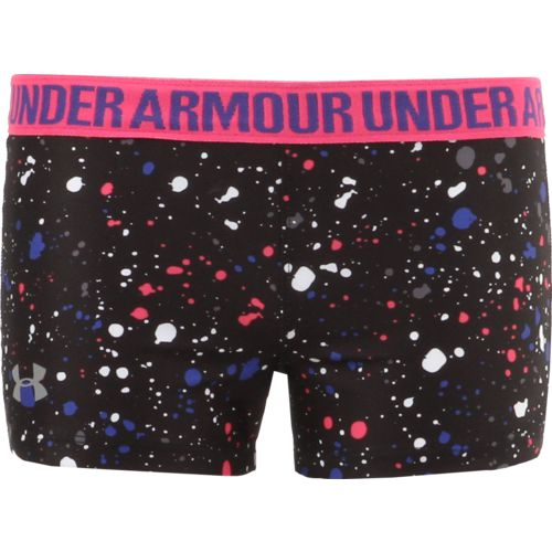 Under Armour Girls' Splatter Play Up Short
