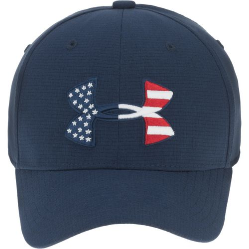 Under Armour Boys' BFL USA Cap