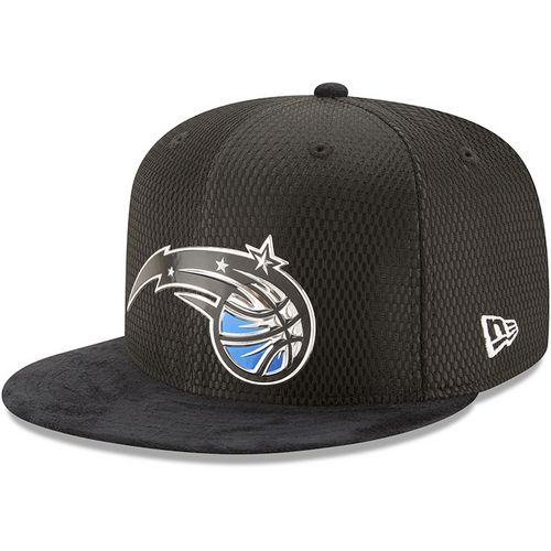 New Era Men's Orlando Magic 9FIFTY On Court Snapback Cap