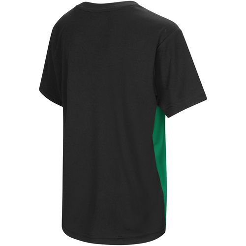 Colosseum Athletics Boys' University of North Texas Short Sleeve T-shirt - view number 2