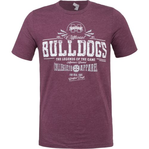 New World Graphics Men's Mississippi State University Legends of the Game T-shirt