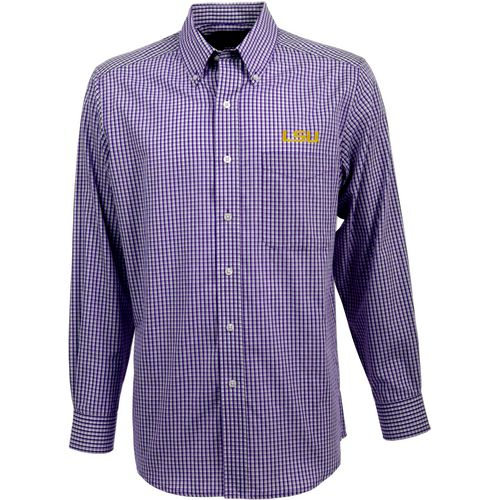 Display product reviews for Antigua Men's Louisiana State University Associate Long Sleeve Dress Shirt
