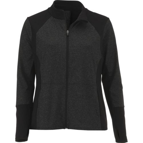 BCG Women's Colorblock Plus Size Jacket