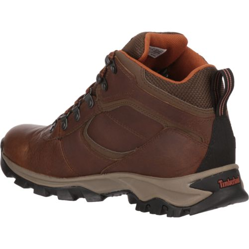 Timberland Men's Mt. Maddsen Waterproof Mid Hiking Boots - view number 3