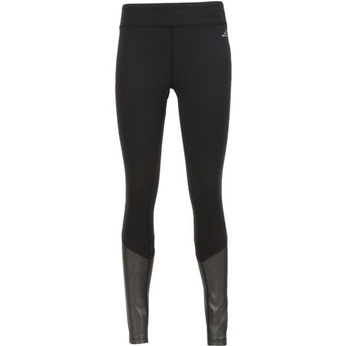 BCG Women's High-Shine Power Mesh Training Legging