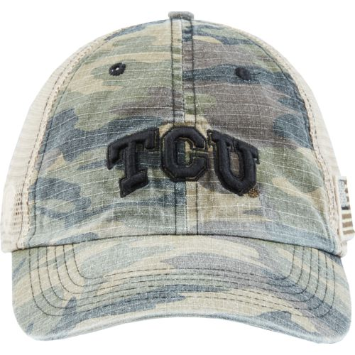 Top of the World Men's Texas Christian University Declare 2-Tone Adjustable Cap