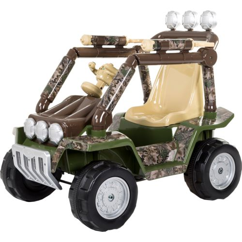 RollPlay Kids' 6 V Camo Dune Buggy - view number 1