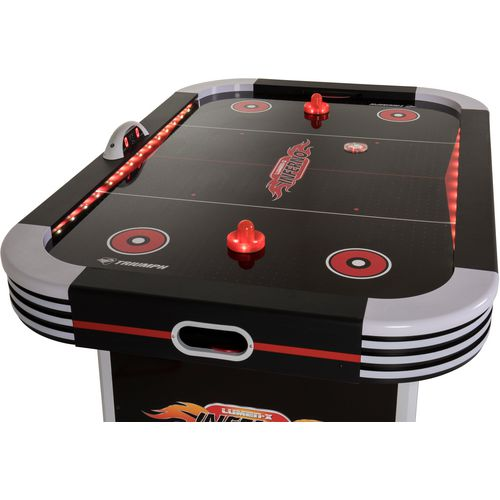 Triumph Inferno 5 ft Light-Up Air Hockey Table - view number 4