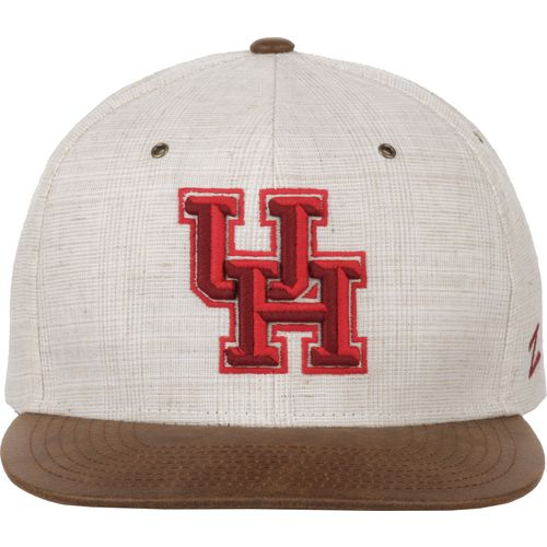 Zephyr Men's University of Houston Havana Flat 2-Tone Cap