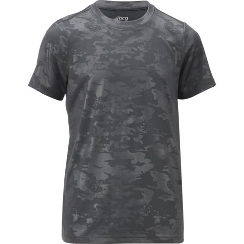 Display product reviews for BCG Boys' Embossed Turbo T-shirt