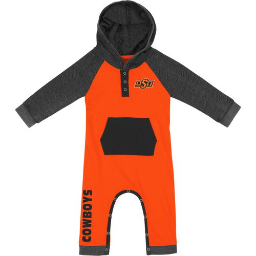 Colosseum Athletics Infant Boys' Oklahoma State University Truffle Ruffle Onesie