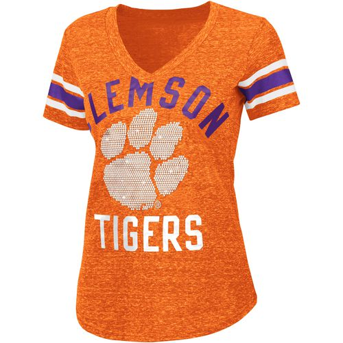 G-III for Her Women's Clemson University Big Game Top