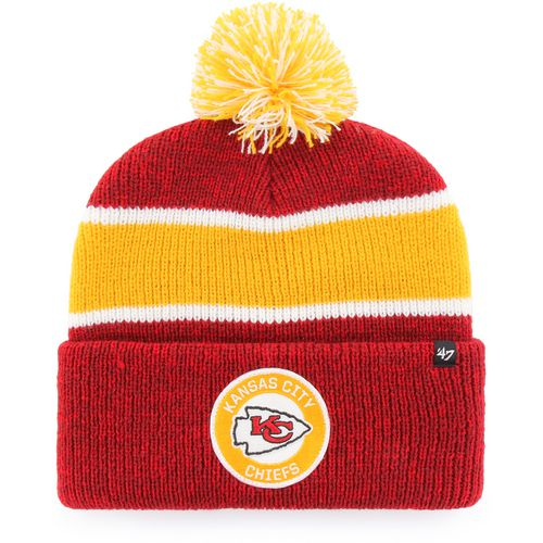 '47 Kansas City Chiefs Noreaster Cuff Knit Hat