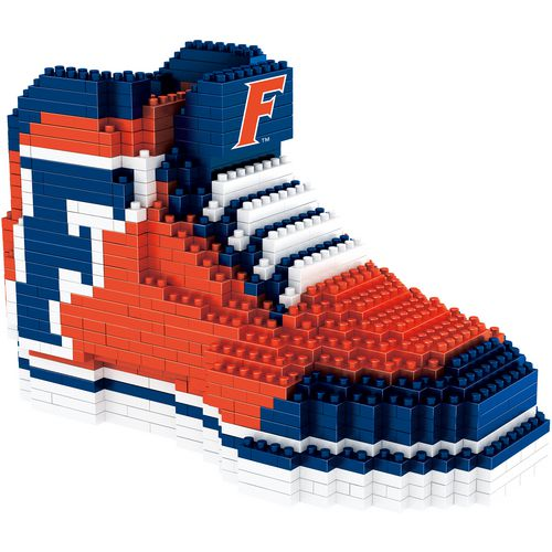 Forever Collectibles University of Florida BRXLZ 3-D Sneaker Puzzle