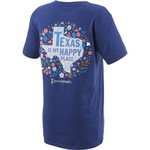 Love & Pineapples Women's Texas Is My Happy Place T-shirt - view number 2