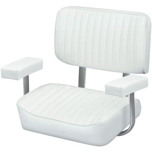 Wise Deluxe Helm Chair with Armrests - view number 1